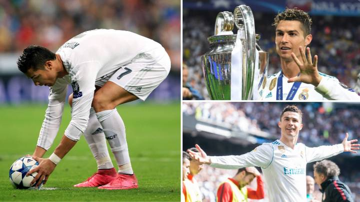 Cristiano Ronaldo's Stats During His Time At Real Madrid Are Genuinely Out Of This World