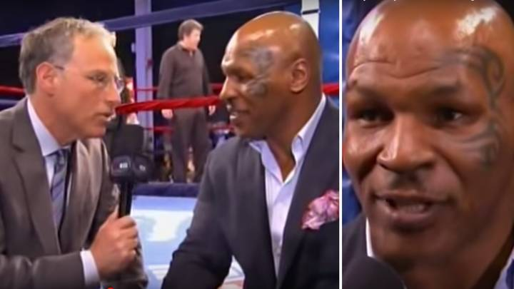 Mike Tyson Asked Which Boxer He Wanted To Face The Most From Any Era In Boxing