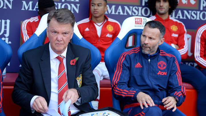 Ryan Giggs Reveals Louis Van Gaal Punched Him In First Meeting