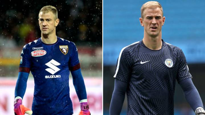 Joe Hart Reveals What Club He Wants To Be At Next Season