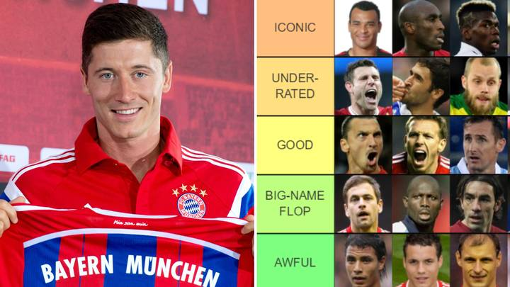 Football's Most Famous Free Transfers Ranked From 'GOAT' To 'Still A Rip-Off'
