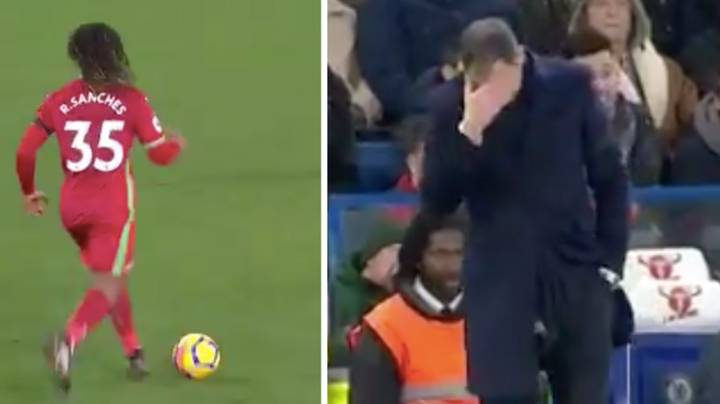 Renato Sanches Just Endured An Absolute Stinker Of A Game For Swansea