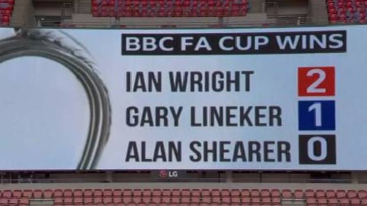 BBC And Gary Lineker Once Again Troll Alan Shearer Over FA Cup
