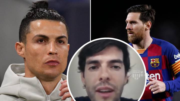 Kaka Picks Between Cristiano Ronaldo And Lionel Messi And His Answer May Surprise You