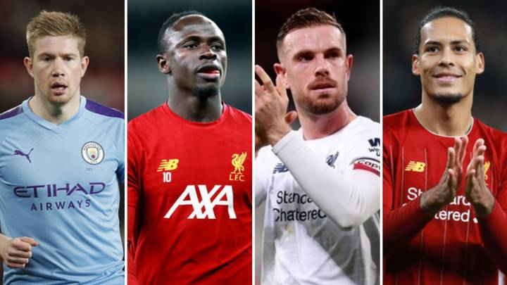 Premier League Player Of The Year: Over 200,000 Fans Cast Their Votes On Who Should Win