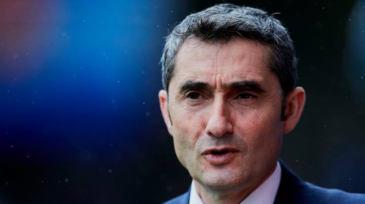 Ernesto Valverde Set To Be Sacked As Barcelona Manager