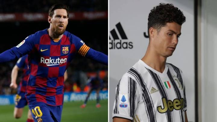Fan's Thread Claims Cristiano Ronaldo Isn't A Better Goalscorer Than Lionel Messi
