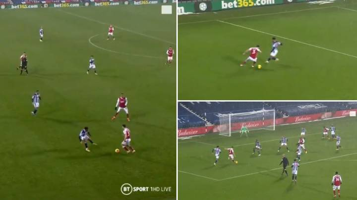 Kieran Tierney Scores Brilliant Opener For Arsenal Vs West Brom
