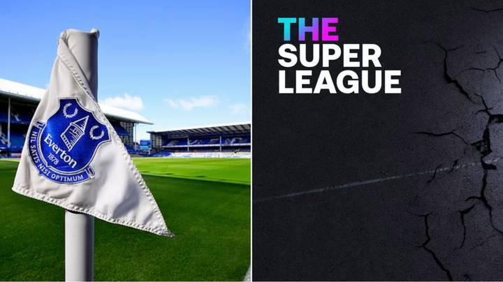 Everton Release Powerful Statement Slamming Premier League's Big 'Six' For Signing Up To European Super League