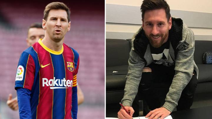 Lionel Messi Offered A Contract By The World's 'Worst Football Club'
