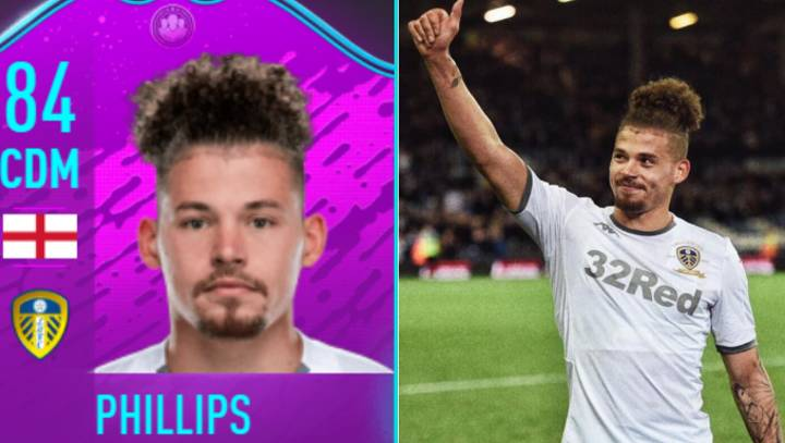 Kalvin Phillips' New FIFA 20 Ultimate Team Card Is Utterly Ridiculous