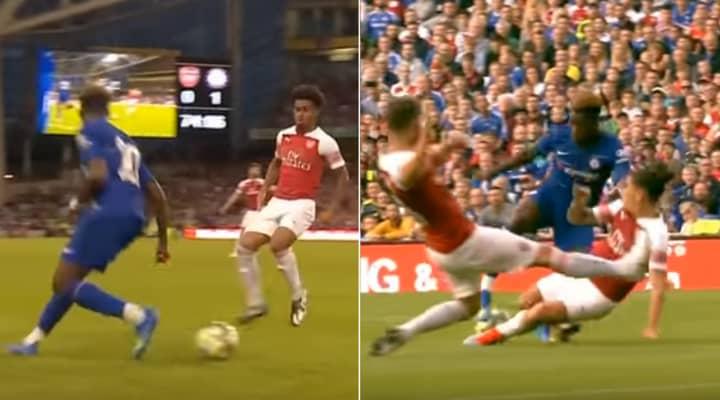 Callum Hudson-Odoi's Highlights Against Arsenal Prove He Should Start For Chelsea This Season