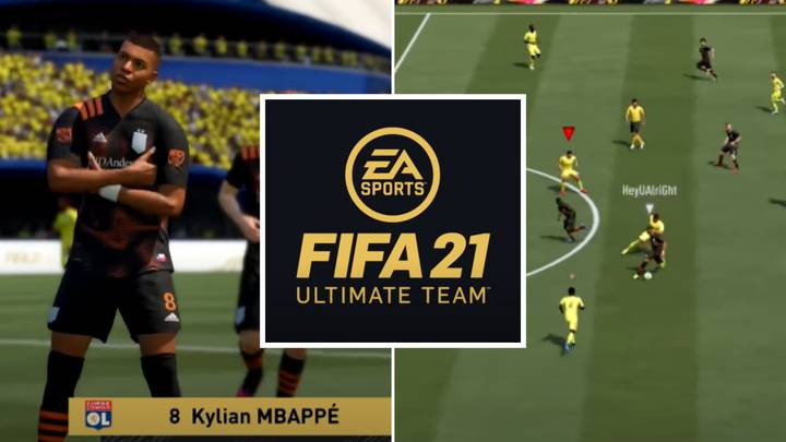 FIFA 21 Ultimate Team Gameplay Has Dropped And It Is A Massive Improvement