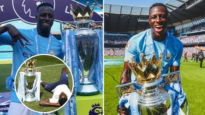 Benjamin Mendy Has A Premier League Title For Every 16 Appearances Made