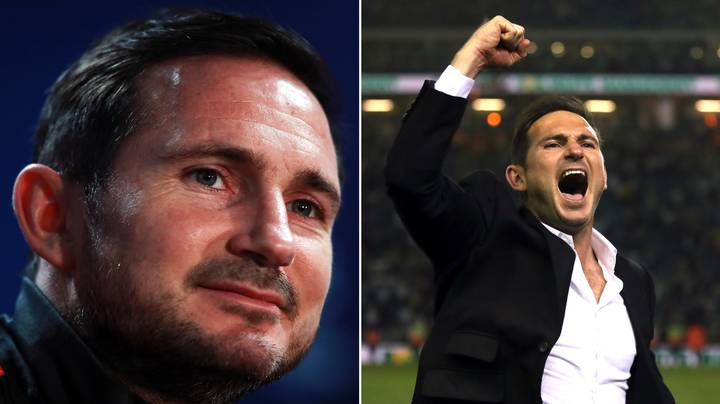 Frank Lampard Appears Set For Swift Return To Management After Chelsea Sacking