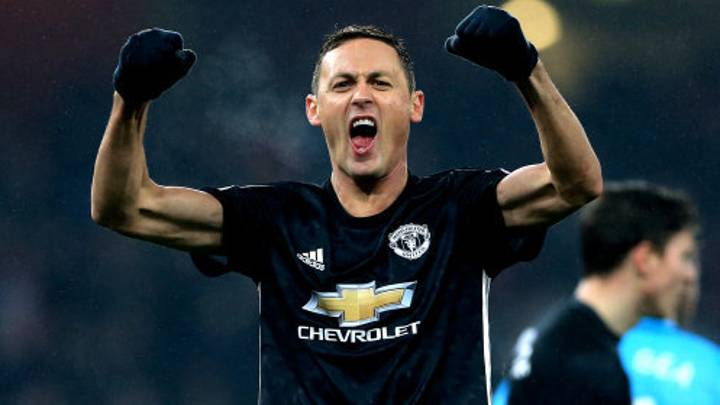 Nemanja Matic Names Manchester United's Most Important Player