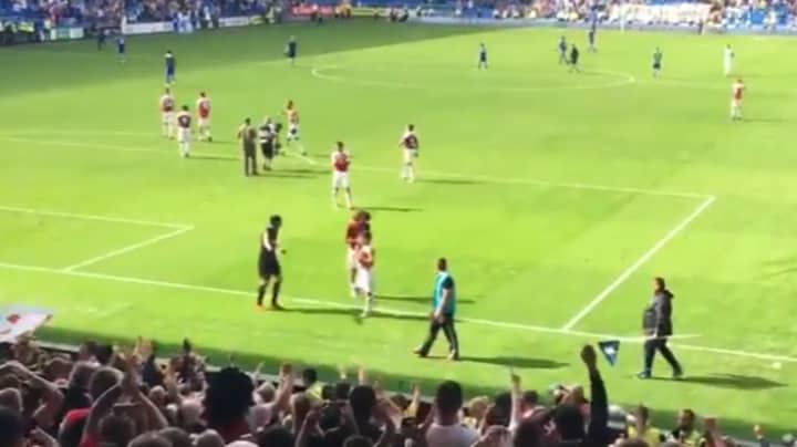 Petr Cech Demands Lucas Torreira And Mattéo Guendouzi To Give Their Shirts Away