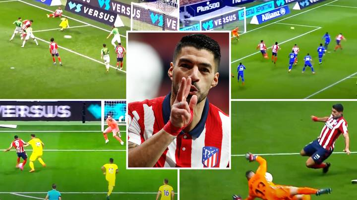 Luis Suarez Compilation 'Proves' Barcelona Made A MASSIVE Blunder In Selling Him To Atletico Madrid