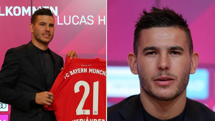 Lucas Hernández Summoned For Prison Selection Process, Faces Up To A Year In Prison
