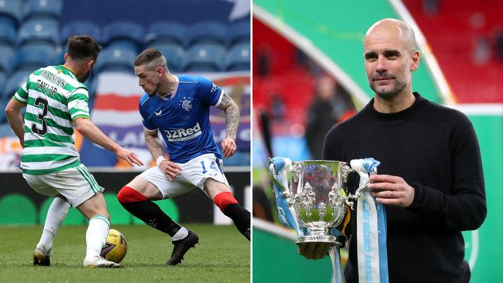 'Rangers And Celtic Should Be Invited To Take Part In The Carabao Cup'