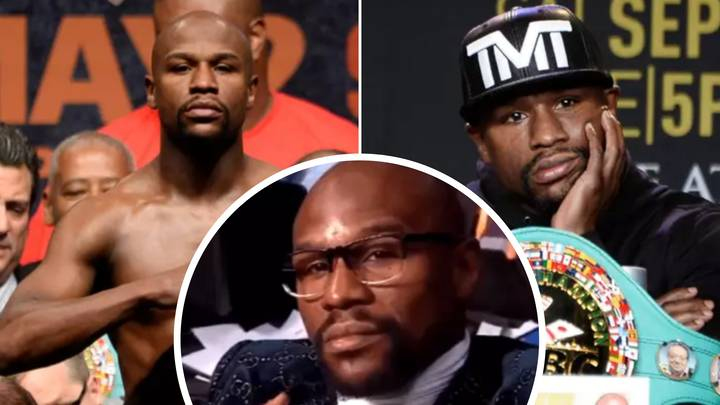 The Bizarre Way Floyd Mayweather Is Making A Return To Boxing
