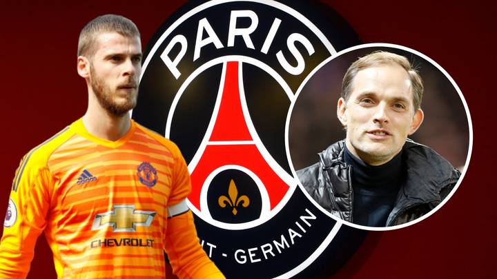 PSG Make An Approach For De Gea After Submitting 'First Offer' To Manchester United