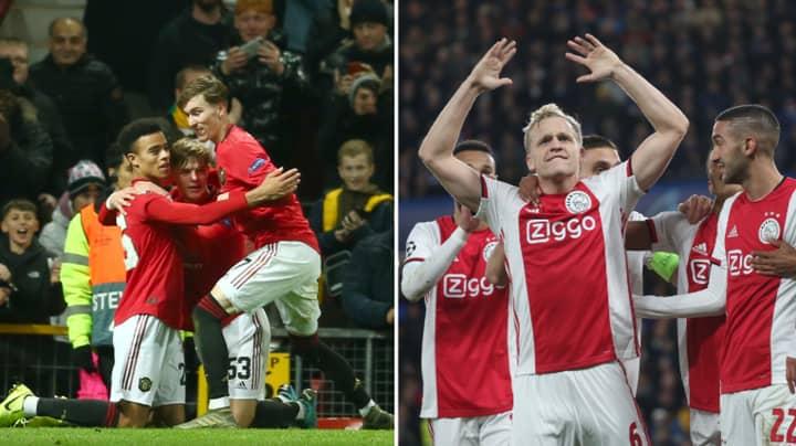 Data Analyst Predicts Ajax Will Win Europa League