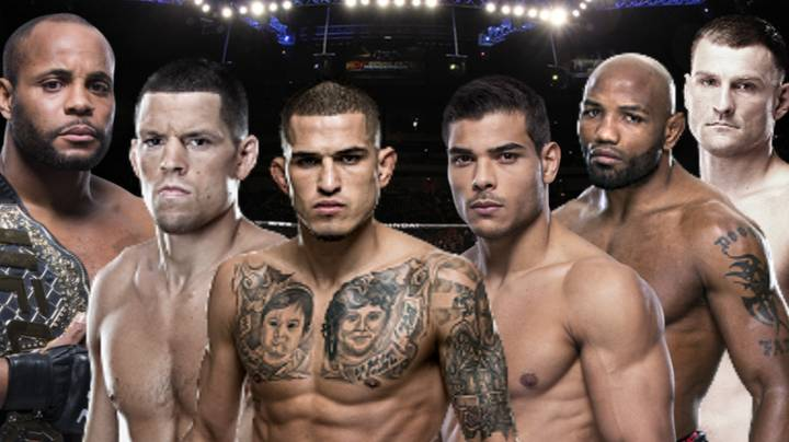 Nate Diaz Vs. Anthony Pettis Added To The Stacked UFC 241 Card