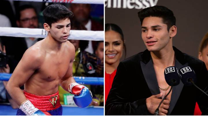 Ryan Garcia Names His Dream Fight As He Eyes Legendary Showdown