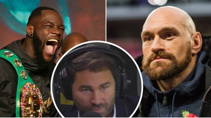 Eddie Hearn Changes His Prediction For Wilder Vs. Fury Rematch After Training Camp Rumour