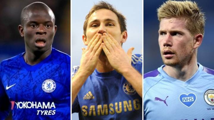 The 10 Greatest Premier League Midfielders Of All Time Have Been Named And Ranked