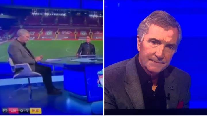 Graeme Souness Looked Like A Broken Man After Liverpool's 1-0 Defeat To Burnley