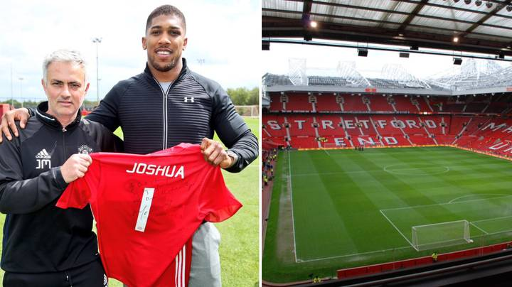 Anthony Joshua Could Be Set For Heavyweight Headliner At Old Trafford