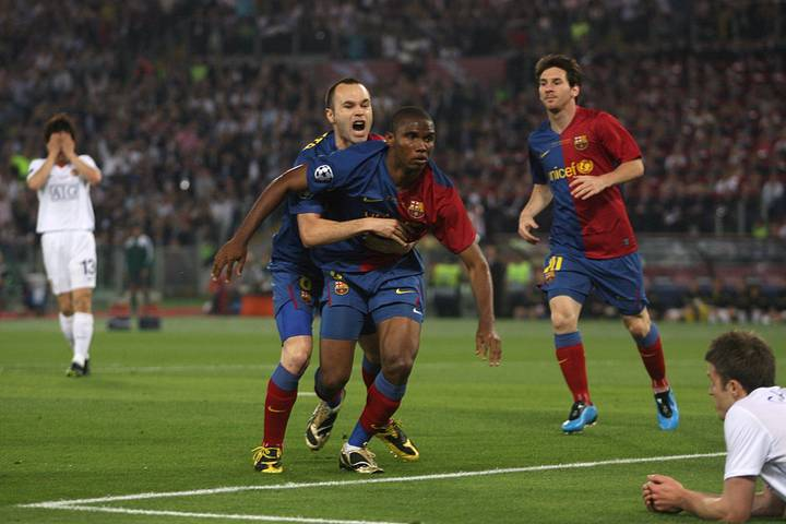 Samuel Eto'o The Latest Player To Be Involved In Barca Tax Scandal