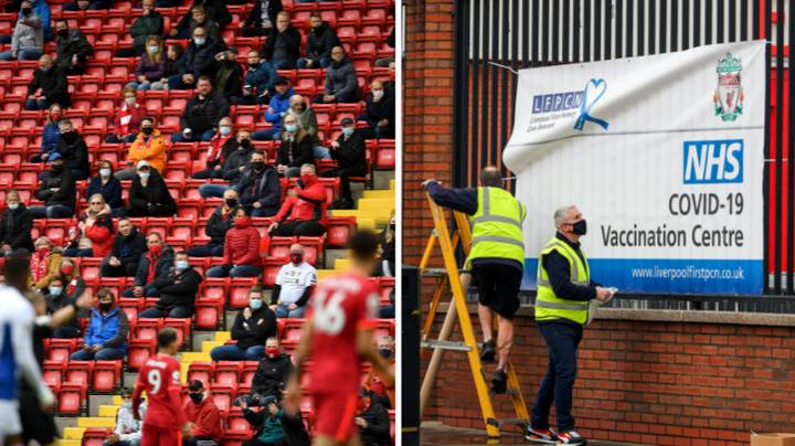 Only Fully Vaccinated Fans Could Be Allowed To Watch Premier League Games