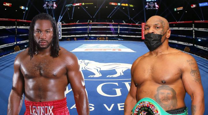 """Mike Tyson """"Will Fight Lennox Lewis In September"""" After Evander Holyfield Trilogy Collapse"""