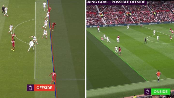 Liverpool Fans Furious With Mohamed Salah VAR Decision After Bruno Fernandes Call