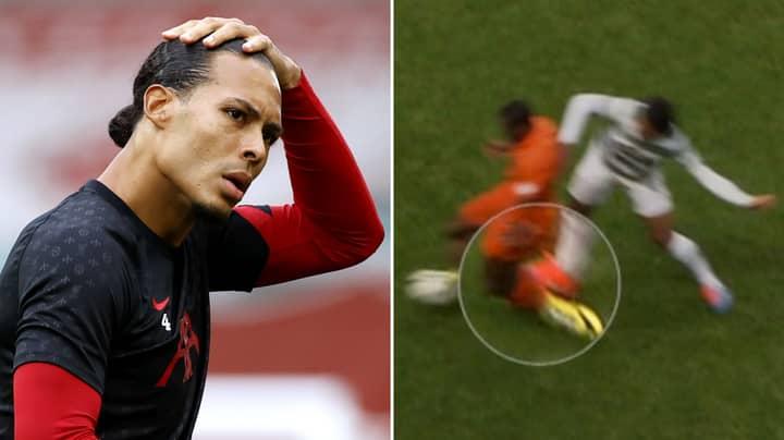 Former Liverpool Striker Opened Up On Depression After Virgil Van Dijk Challenge