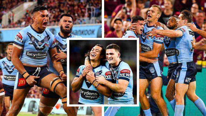 New South Wales Put Record 50 Points Past Queensland In State Of Origin Thrashing