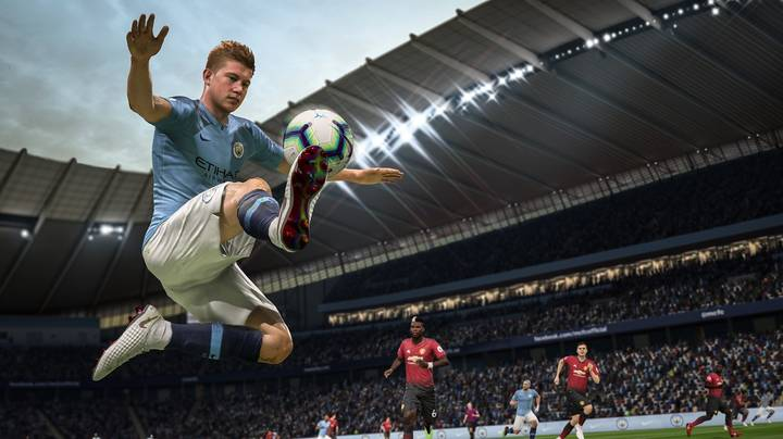 EA Details Key Gameplay Improvements For Its Forthcoming 'FIFA 20'