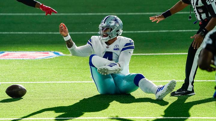 Dak Prescott Released From Hospital After Season-Ending Compound Fracture
