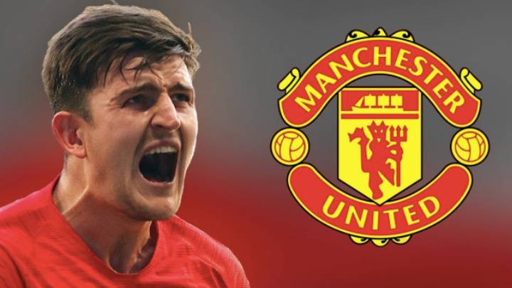 Manchester United Complete Harry Maguire Signing From Leicester For £85m