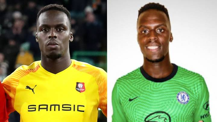 Edouard Mendy Has Gone From The Job Centre To Chelsea Goalkeeper In Six Years
