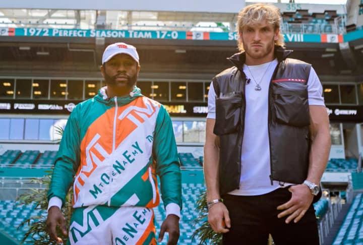 Floyd Mayweather Vs Logan Paul Purse: How Much Will Pair Make?