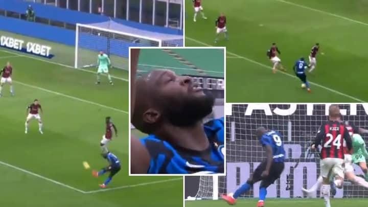 Romelu Lukaku's Incredible Highlights Vs Milan Show He Got The Last Laugh Over Zlatan