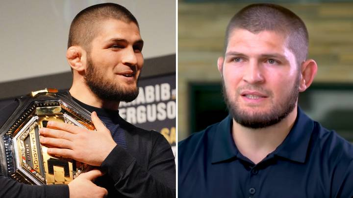 Khabib Nurmagomedov Settles MMA GOAT Debate By Naming The SIX Fighters On 'One Level' With Him