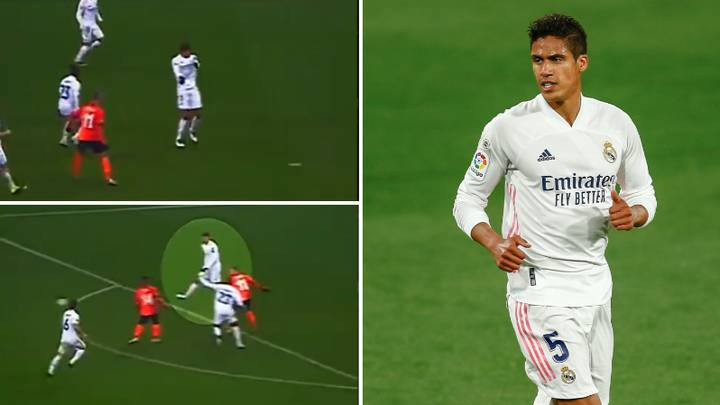 Fans Mock Manchester United For Horrendous Defending From Raphael Varane