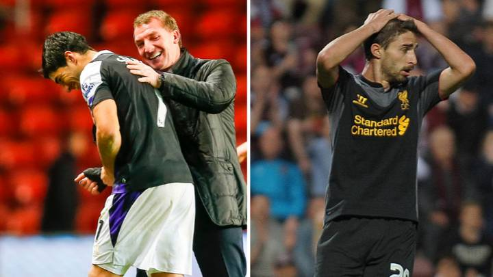 Liverpool's Signing Of Fabio Borini Helped Convince Luis Suarez He Had To Leave
