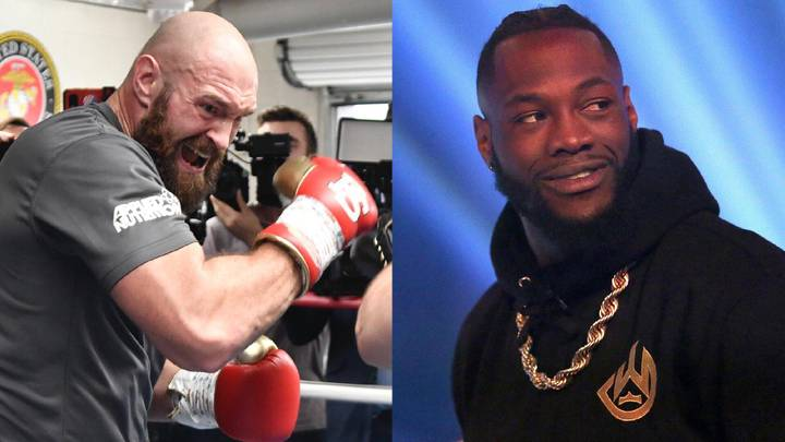 Huge Amount Of Punters Backing Fury To Knockout Wilder
