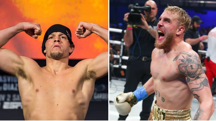 Nate Diaz Sends Warning To Jake Paul After Conor McGregor Call Out Video